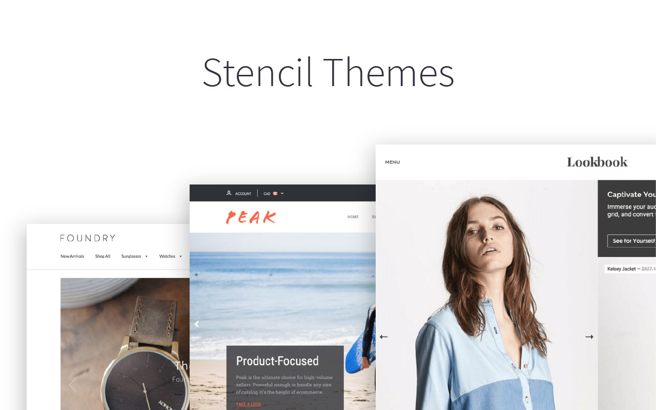 Stencil Themes & the Theme Editor
