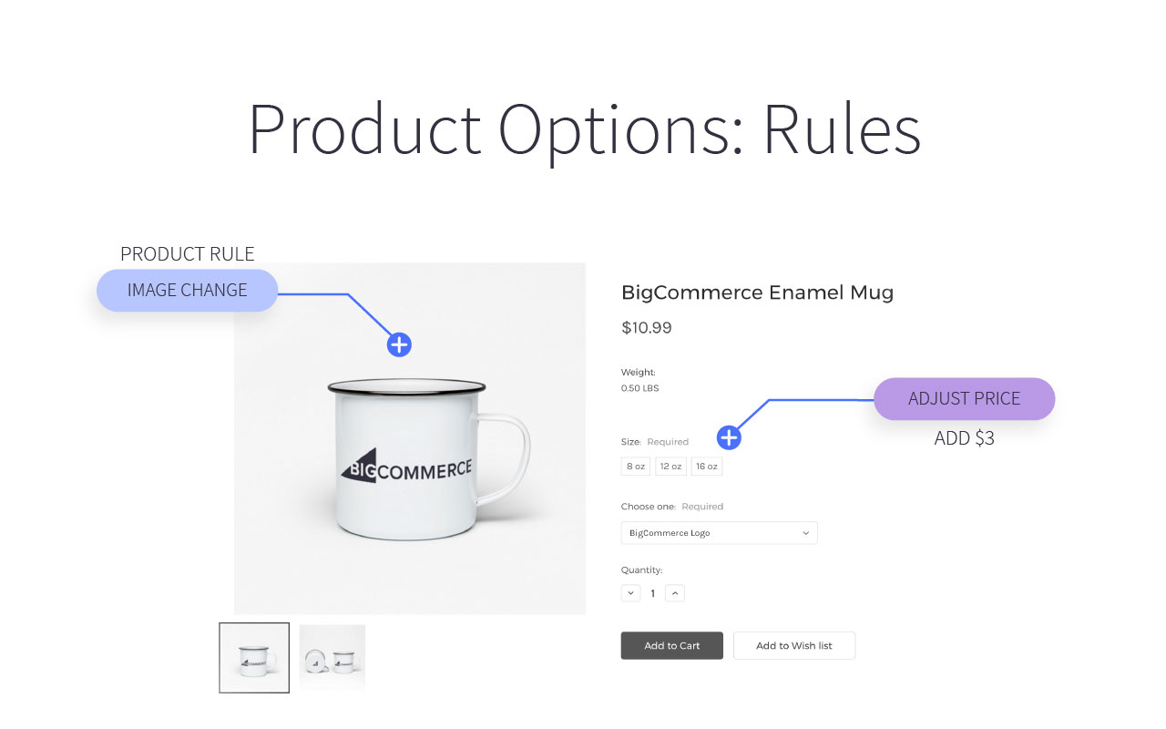 Product Options: Rules