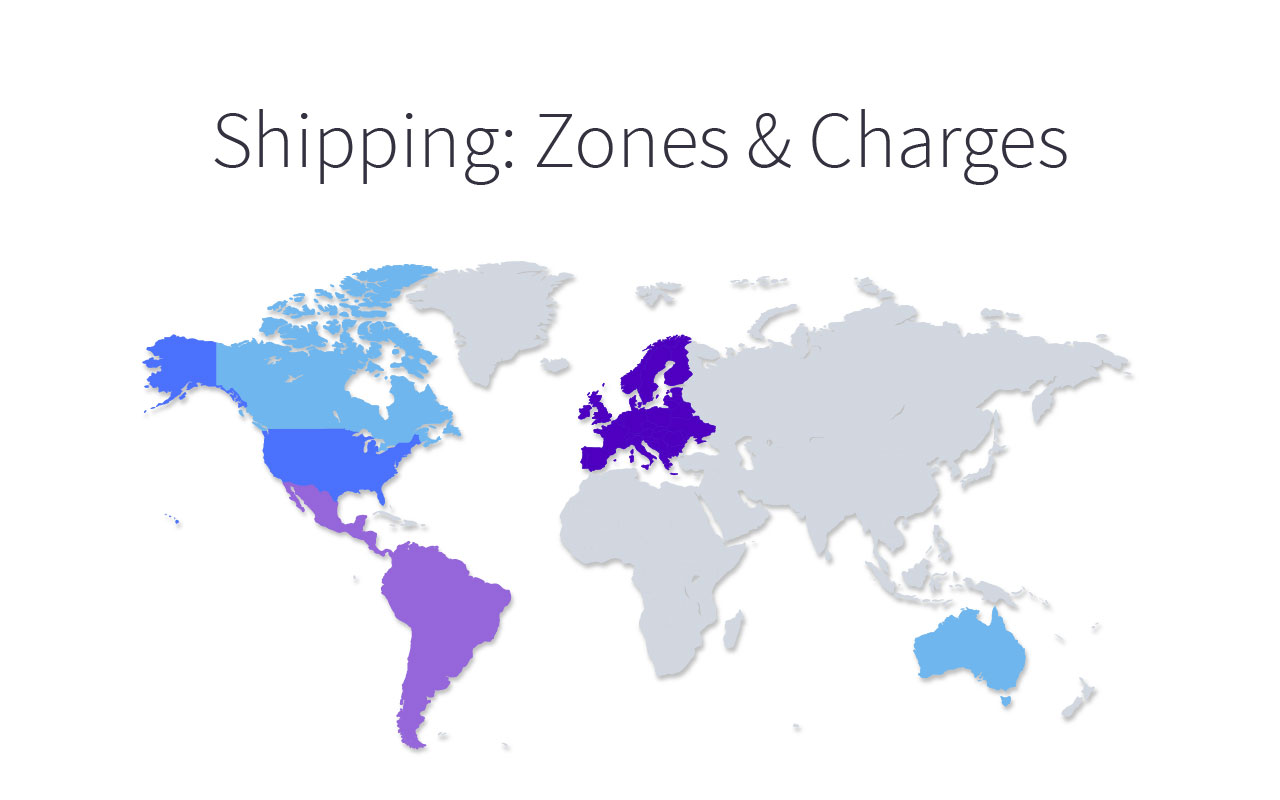 Shipping: Zones and Charges