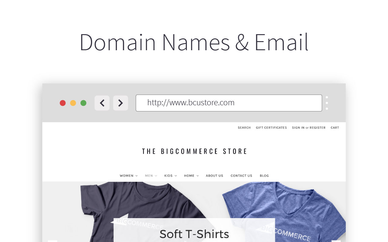 Domain Names and Email