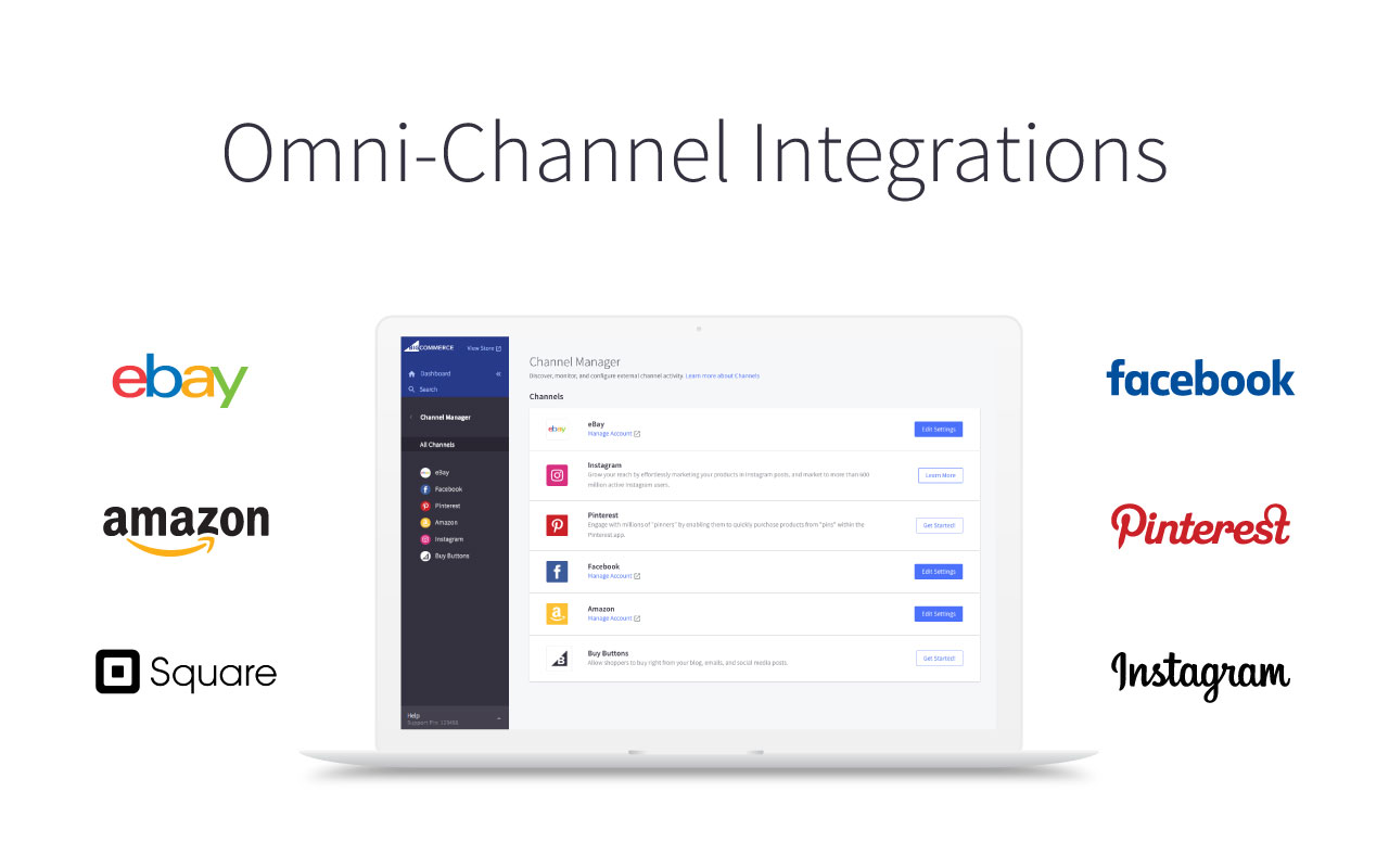 Omni-Channel Integrations